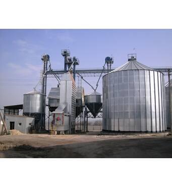 Зерновий елеватор