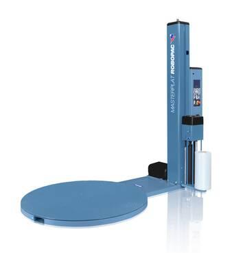 Паллетоупакувальник Masterplat Freezer (Робопак)