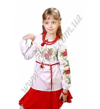 Блуза для дівчаток СК4121, купити у Львові