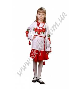 Блуза для дівчаток СК4041, купити недорого