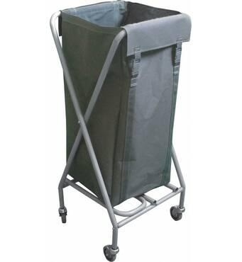 Гостинничные  візка і візка для прибирання. Avial Готельний візок для  для білизни.  CT261MB