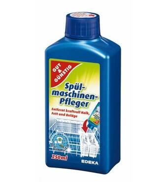 Очищувач для посудомийної машини EDEKA Gut&Gunstig Spul-maschinen-Pfleger 250 мл (Німеччина)