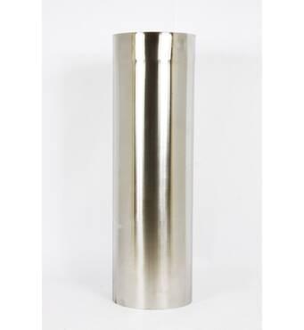 Труба димоходу 0.3м з нержавіючої сталі