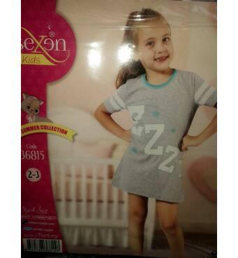 Дитяча піжама для дівчинки