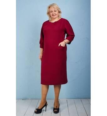 Жіноче плаття великого розміру М253