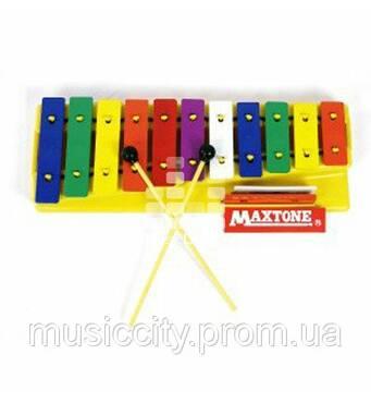 Maxtone BLC 13 металлофон діатонічний, 13 тонів
