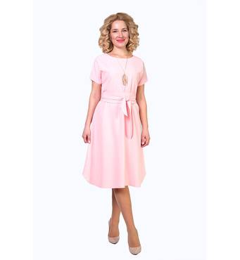Жіноча ніжна сукня 8411