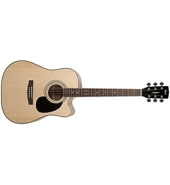 Электро-акустическая гитара CORT AD880CE (NS), купить в Украине