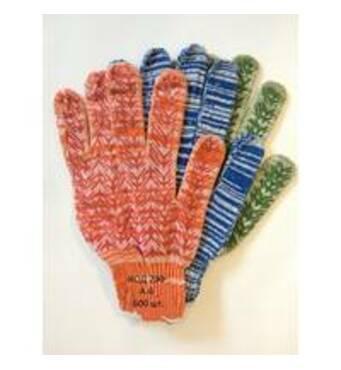 Заказать рабочие недорогие перчатки А-6, оптом, на 7 км в Одессе