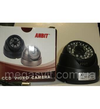Купольная камера видеонаблюдения для дома Sony Anbit 5037 (видеокамера Сони Анбит)