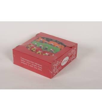 """Набір (мікс 4) глазурованих цукерок """"Сухофрукти з горіхом"""", 1 кг"""