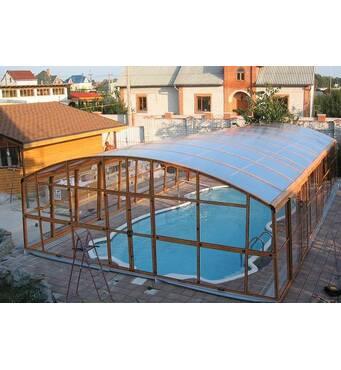 Павильон для бассейна PANORAMA тип B