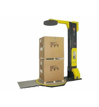 Палетопакувальник SW2-3000Р SIAT з притискним пристроєм і висотою упаковки до 3000 мм, купити недорого