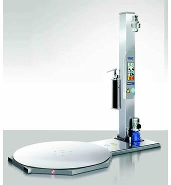Палетообмотувач One Wrap (F1) INOX з нержавіючої сталі для експлуатації в агресивному середовищі SIAT, купити