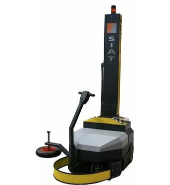Автономний акумуляторний робот-палетопакувальник WR50 SIAT, купити в Україні