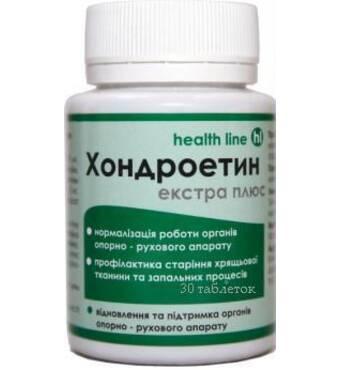 Хондроетін екстра плюс хондроитин Родовіт для суглобів