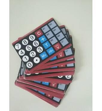 Плівка клавіатури вагів ACS - 769 Олімп