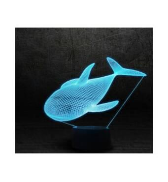 """3D світильник """"Касатка"""""""