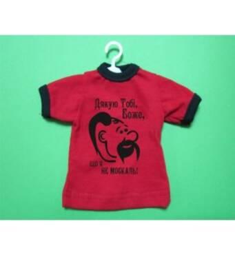 Міні-футболка MINI-F7, купити в Дніпрі