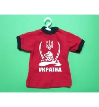 Міні-футболка MINI-F16, купити у Львові
