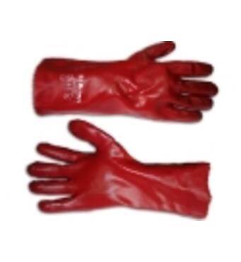 Перчатки из ПВХ (35 см) оптом