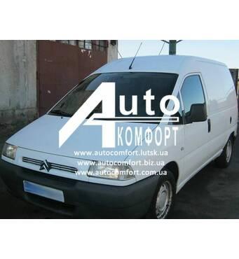 Лобове скло Fiat Scudo, Peugeot Expert, Citroen Jumpy/Evasion 96-07, (Скудо, Експерт, Ситроен Джампи/Эвазион 96-07