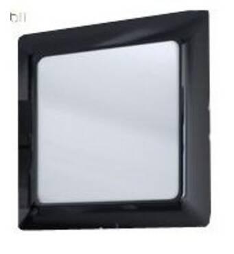 Зеркало в ванную комнату TcМ-80 black