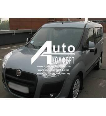 Лобове скло на Fiat Doblo (Фиат Добло) (2010-), Opel Combo D (Опель Комбо Д) (2011-)