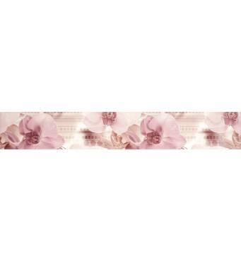 Плитка ELISABETA BORDER FLOWER, фриз, 7x45