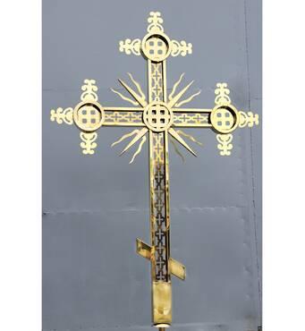 Накупольный крест 023, купить
