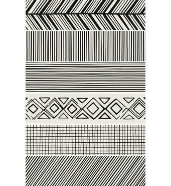 Плитка PICASSO MIX WHITE, ПОЛ, 146х593х9