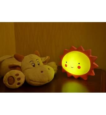 "3D светильник ""Солнышко"""