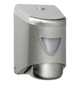 Дозатор жидкого мыла, 1 л. QTS VR13-LRS
