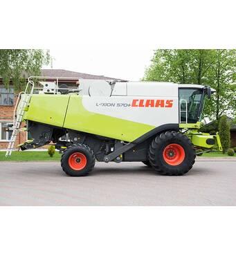 Комбайн зерноуборочный Claas Lexion 570 +