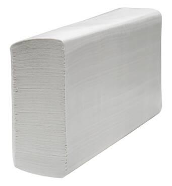 Полотенца листовые, W-укладка PAPERNET И-710