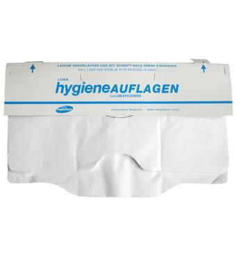 Гигиенические накладки на унитаз HAGLEITNER HAG-110800100