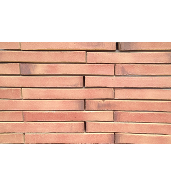 Цеглина ручного формування St.Joris Длинноформатный Linear персик