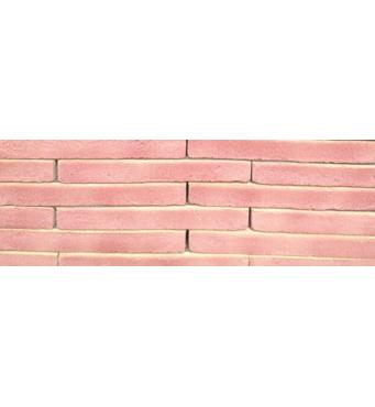 Кирпич ручной формовки St.Joris Длинноформатный Linear розовый