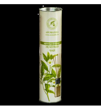 Аромадиффузор в тубусе Ароматика Зеленый Чай, 100 мл