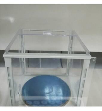 Вітрозахисний ковпак для лабораторних вагів