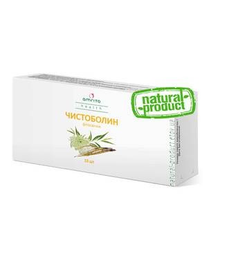Чистоболин фитосвечи, 10 супп. по 1,5 г