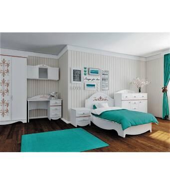 Дитяча спальня Ніколь для дівчинки