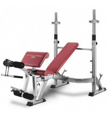 Лава для жиму BH fitness Optima Press G330