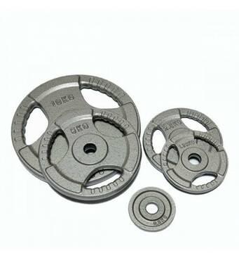 RCP 15 - 25 kg Диск для штанги олімпійський залізний
