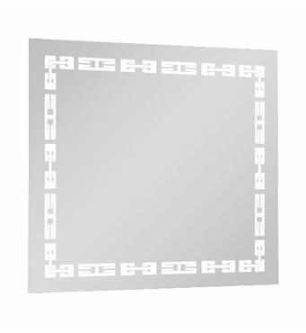 Зеркало с LED подсветкой Сигма 80 см
