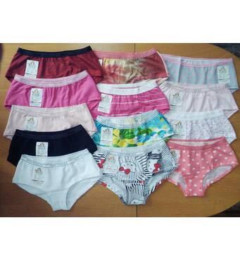 Труси-шорти для дівчинки