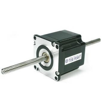 Линейный шаговый двигатель (актуатор) SM86HT80-5504