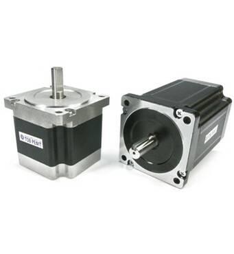 Шаговый двигатель NEMA34 SM86HT80-4208A