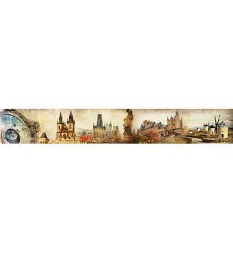 Скіналі 3Д Прага для обшивки стін хорошої якості купити в Україні