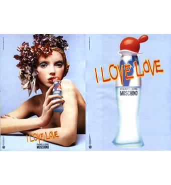 Парфюмерия оптом. Туалетная вода  Moschino I Love Love